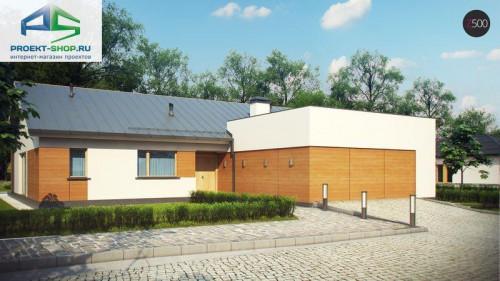 Качественные проекты современных домов и коттеджей
