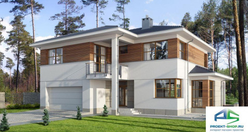 В какой компании можно купить проекты резиденций