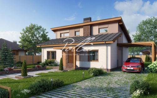 Как заказать проект дома 150-200 кв. м в Москве