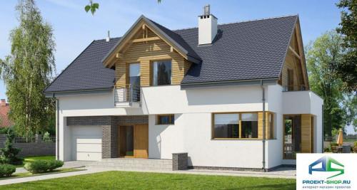 Готовые проекты домов в современном стиле и их особенность