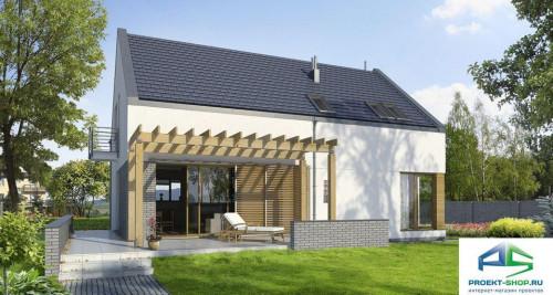 Что входит в состав проектов одноэтажных домов