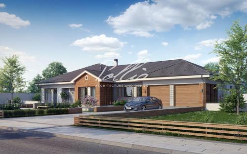 Сколько стоит проектирование дома с гаражом