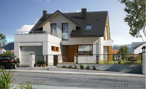 От чего зависит стоимость на проект домов до 150м2