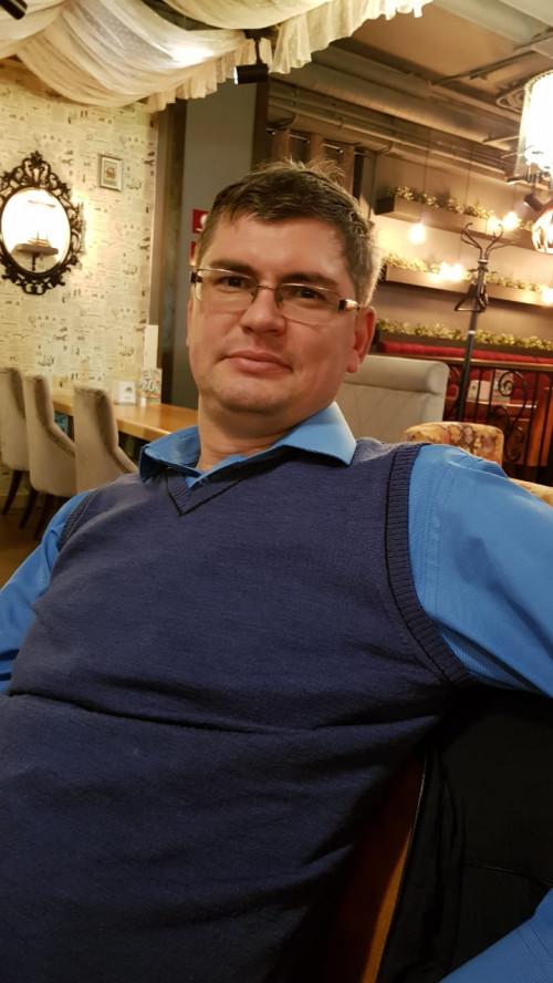 Дмитрий Воскресенский. Руководитель проектного отдела