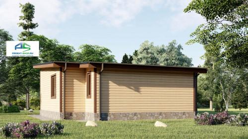 Типовой проект жилого дома2-181