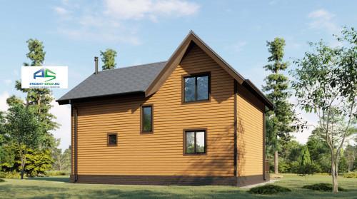 Типовой проект жилого дома2-191