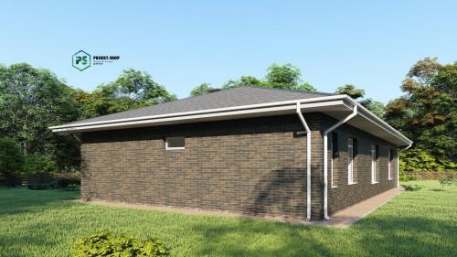 Типовой проект жилого дома2-41