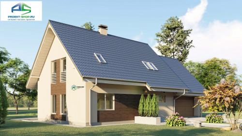 Типовой проект жилого дома2-46