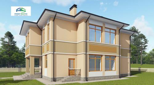 Типовой проект жилого дома2-69
