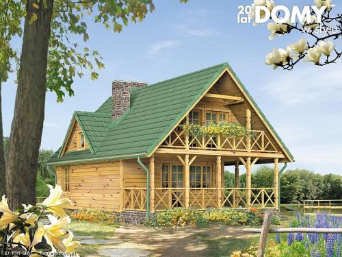 Типовой проект жилого дома Такт + проект бани в ПОДАРОК! - Скидка -32%