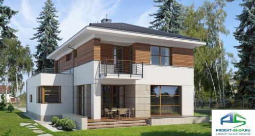 Типовой проект жилого дома E109