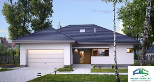 Типовой проект жилого дома E115