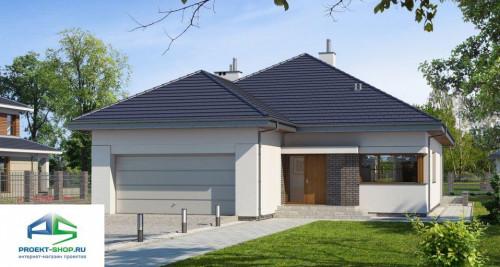 Типовой проект жилого дома E121