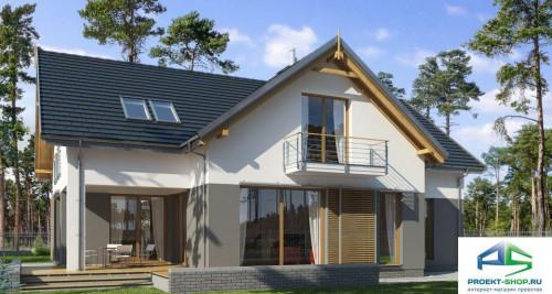 Типовой проект жилого дома E127