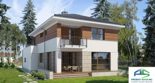 Типовой проект жилого дома E139