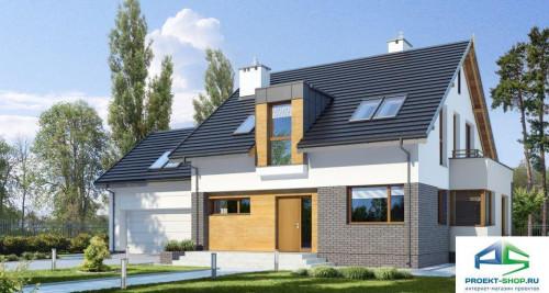 Типовой проект жилого дома E146