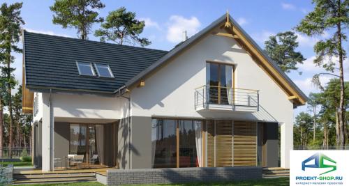 Типовой проект жилого дома E157