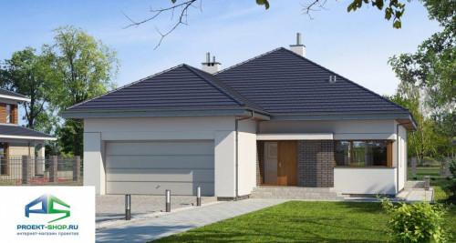 Типовой проект жилого дома E181