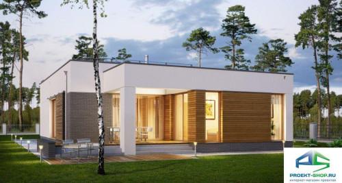 Типовой проект жилого дома E182