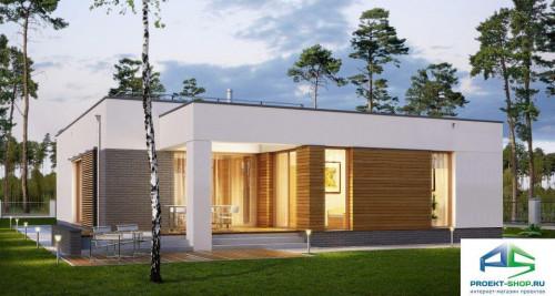 Типовой проект жилого дома E183