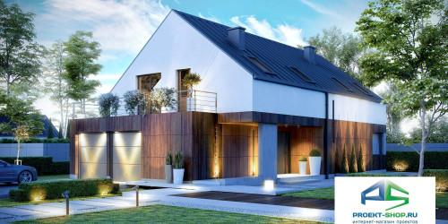 Типовой проект жилого дома k10
