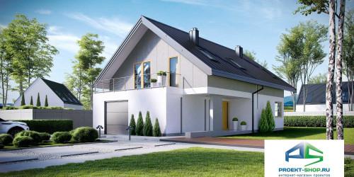 Типовой проект жилого дома k11