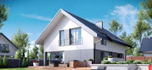 Типовой проект жилого дома k12