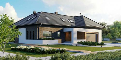 Типовой проект жилого дома k13