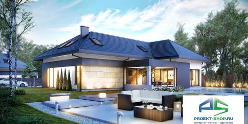 Типовой проект жилого дома k14