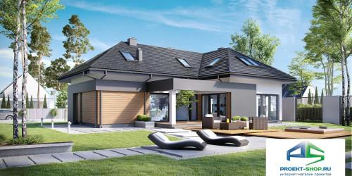 Типовой проект жилого дома k15