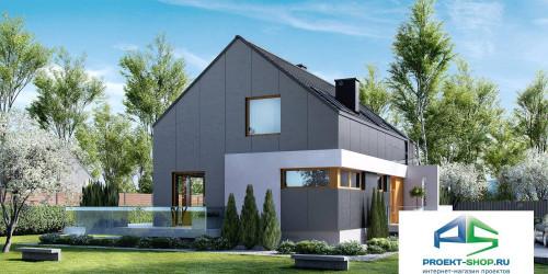Типовой проект жилого дома k17