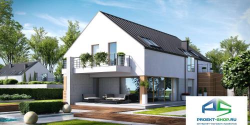 Типовой проект жилого дома k19