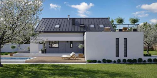 Типовой проект жилого дома k2