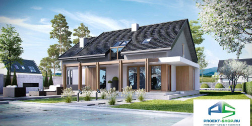 Типовой проект жилого дома k24