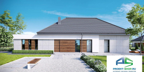 Типовой проект жилого дома k26