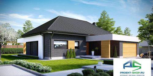 Типовой проект жилого дома k27