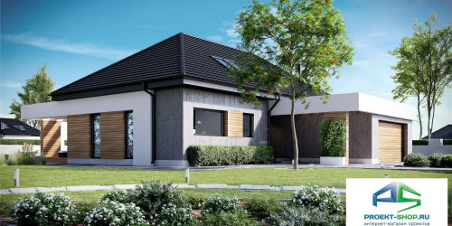 Типовой проект жилого дома k29