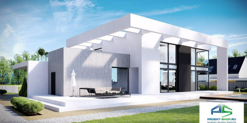 Типовой проект жилого дома k30