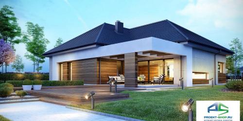Типовой проект жилого дома k31