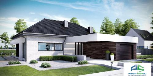 Типовой проект жилого дома k32