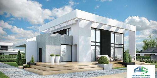Типовой проект жилого дома k34