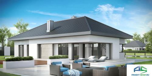 Типовой проект жилого дома k38