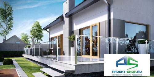 Типовой проект жилого дома k4