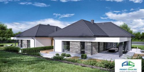 Проект жилого дома k42b
