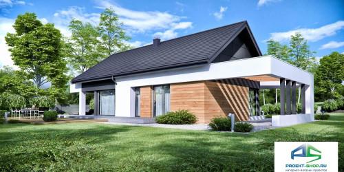 Проект жилого дома k44