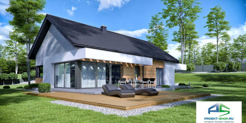 Проект жилого дома k45