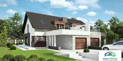 Типовой проект жилого дома k47