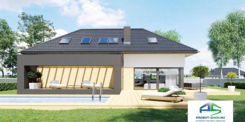 Типовой проект жилого дома k48