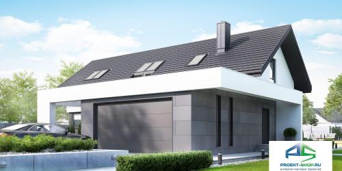 Типовой проект жилого дома k49