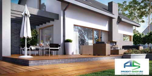 Типовой проект жилого дома k5